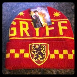 Gryffindor winter hat